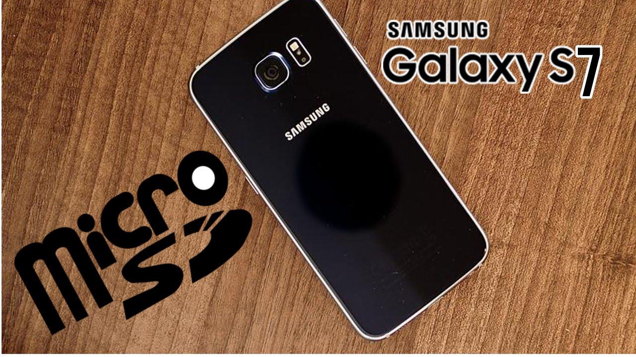 S7 Edge Sd Karte.Samsung Galaxy S7 S7 Edge Micro Sd Card Slot Flexible Display Rumors 2016