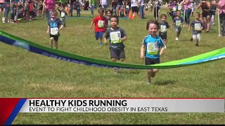 Healthy kids running series comes to Tyler