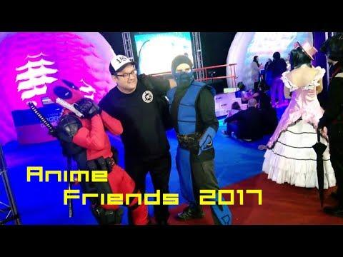 Anime Friends Argentina 2017