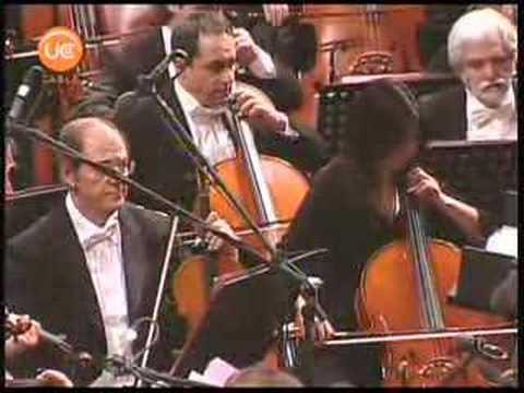 Ennio Morricone en Chile - Los intocables / parte 1