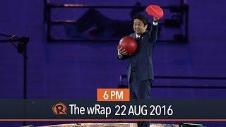 Duterte & UN, war on illegal drugs, Tokyo 2020  | 6PM wRap