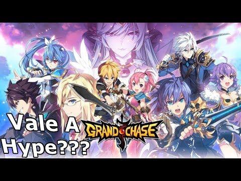 Grand Chase Mobile: VALE TODA ESSA HYPE!? A nova Aventura de GC!!! - Omega Play