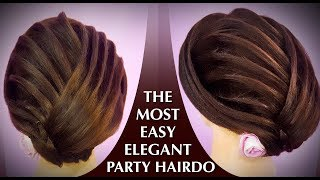 Hairstyle For Party | Easy Party Hairdo Tutorials | Step By Step New Hairstyle 2018 | Khoobsurat