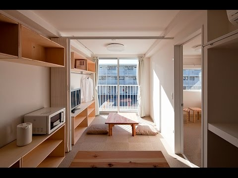 Shipping Container Home Interior Decoration Ideas - YouTube