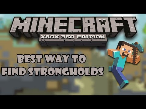 minecraft-(xbox-360)---best-way-to-find-strongholds