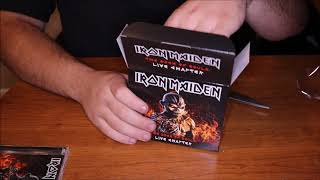 Baixar Iron Maiden- The Book Of Souls: Live Chapter Walmart Exclusive Unboxing