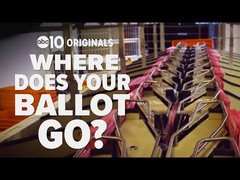 Inside The Vote Count: This Is What  Happens To Your California Ballot