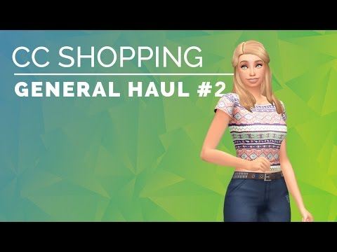 Download Sims 4 Cc Shopping Haul Build Buy 2 MP3, MKV, MP4