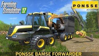 Video Farming Simulator 17 PONSSE BAMSE FORWARDER download MP3, 3GP, MP4, WEBM, AVI, FLV November 2017