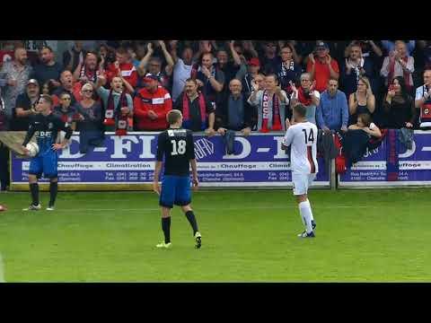 RRC Hamoir - RFC Liège (résumé et interview)