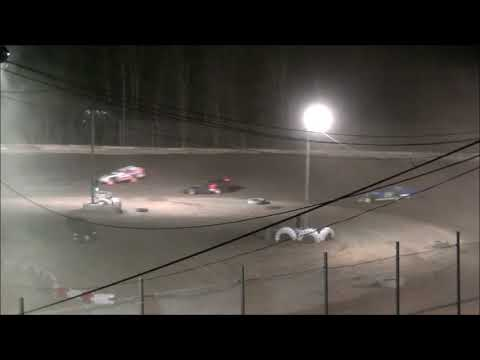 Hilltop Speedway (Amish) Modified Feature 4-13-2018