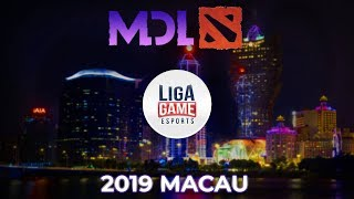 [DOTA 2] Virtus pro VS Vici Gaming (BO3) - MDL Macau 2019