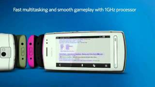 Nokia 600 Belle Price india -- Symbian Touchscreen smartphones.flv