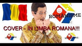 mori de ras ppap penpineappleapplepen in romana romanisme parodie