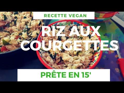 🍛🥒-recette-facile-de-riz-aux-courgettes-(chaude-ou-froide,-en-salade)-|-lundi-vert-n°76