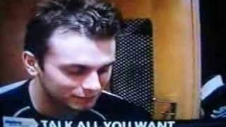"""Erik Christensen """"Talk All You Want"""""""