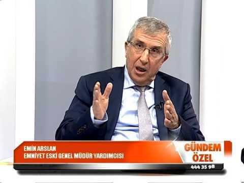 İSTİHBARAT MÜDÜRLERİ (HANEFİ AVCI-EMİN ARSLAN-SABRİ UZUN) VUSLAT TV