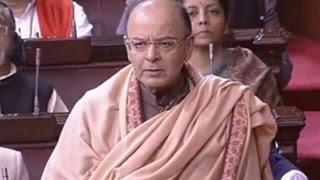 Arun Jaitley Vs Congress In Rajya Sabha - Full Speech