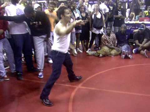 Battle Planete hip hop - YOuval VS Paulereck