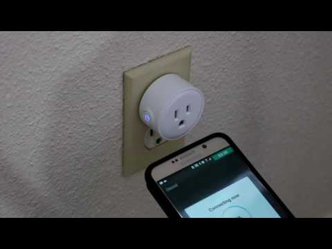 Smart Plug, Works with Amazon Alexa - LITEdge
