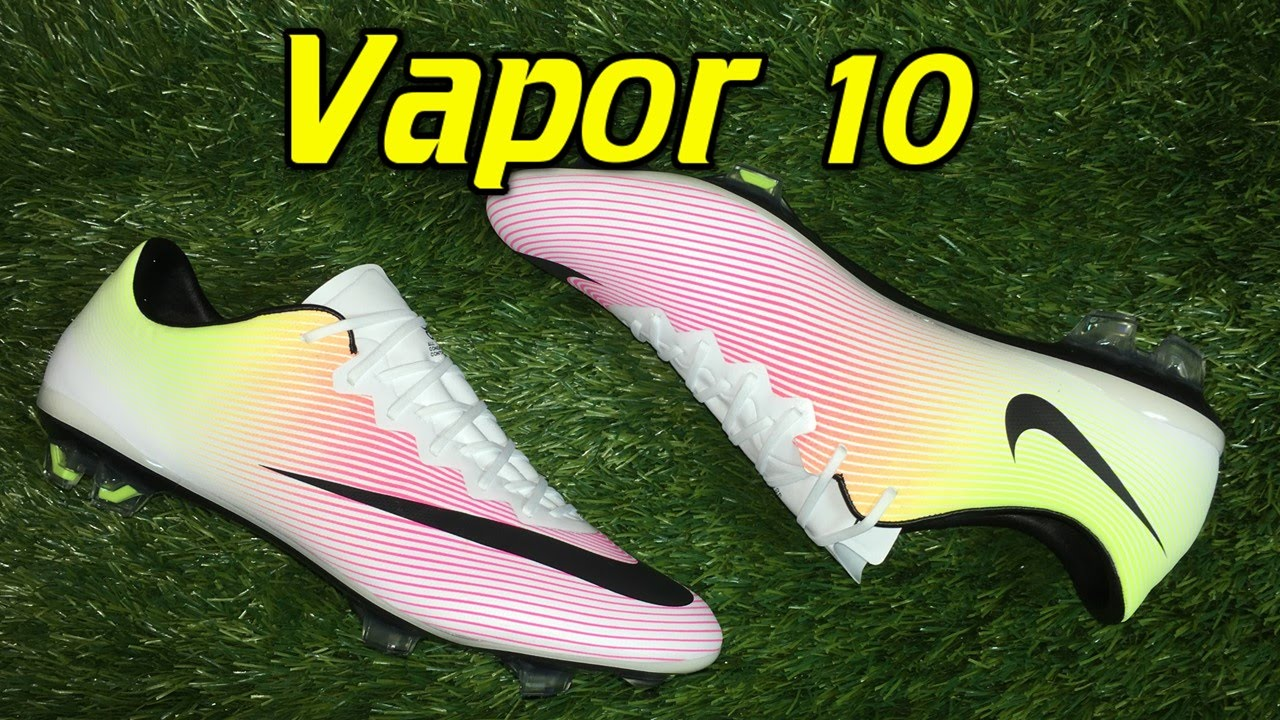 vapor 10 mercurial