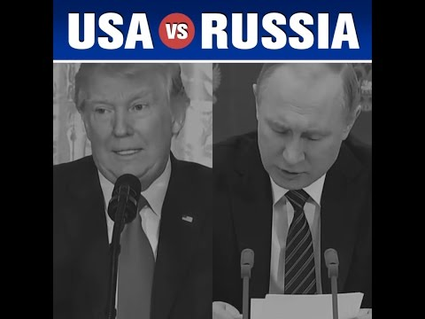 US vs. Russia: Who's the threat, who's the aggressor? (1/2)