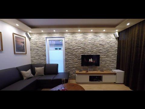 steinwand wohnzimmer selber machen. wohnzimmer wandgestaltung, Wohnzimmer