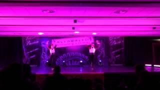 """Paul y Priscilla Show """"Hasta la semana que viene"""" Salsitaly Pescara 2014"""