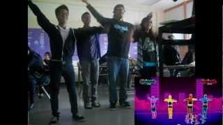 [Just Dance] Spectronizer - Sentai Express