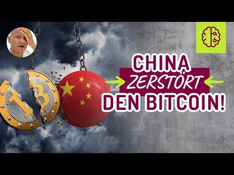 China ZERSTÖRT den Bitcoin ENDGÜLTIG ! Es gibt eine CHART, die wir dich UMHAUEN !! Coach Cecil