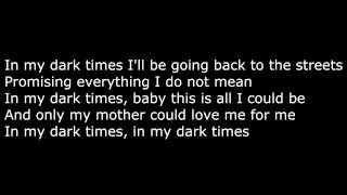 The Weeknd – Dark Times Ft. Ed Sheeran Lyrics