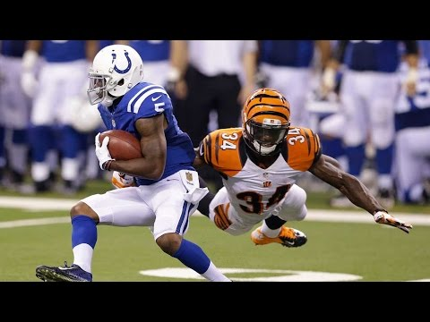 Bengals vs. Colts highlights - 2015 NFL Preseason Week 4