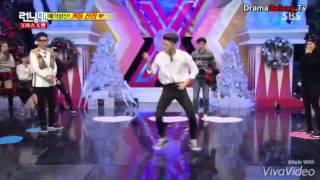 IKON B.I. Sexy Dance 'Rocket' RUNNING MAN CUT[Eng]