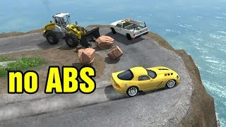 High Speed Mishaps #1 - beamng drive
