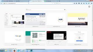 payout de airbit a blockchain