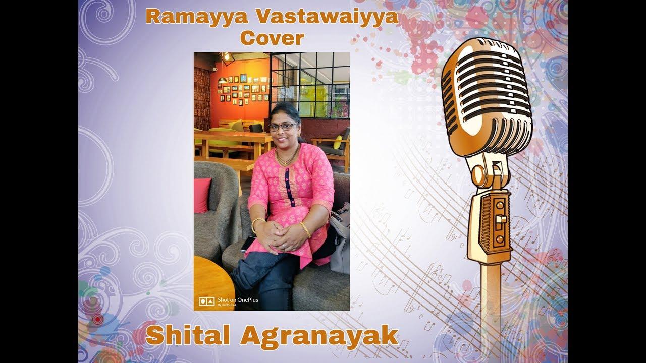 Download Ramayya Vastawaiyya Cover By Shital Agranayak || Shree 420 || Bollywood Classic Songs || Shankar Jai
