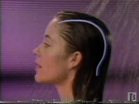 Head Shoulders Shampoo Commercial 1986 Youtube