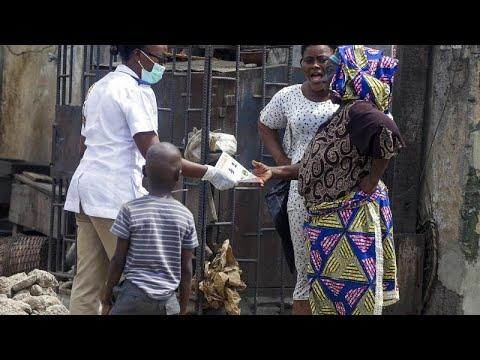 COVID-19: Африка умоляет