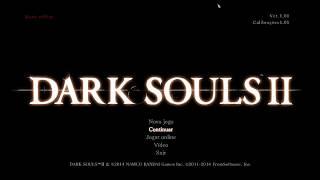 Dark Souls 2 analógico direito com comandos errados RESOLVIDO