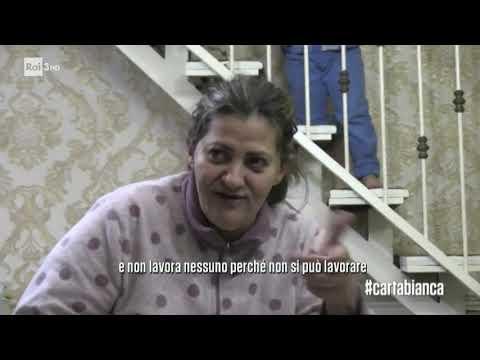 Emergenza e nuovi poveri - #cartabianca 21/04/2020