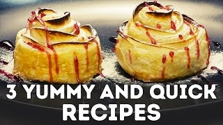 3 super quick recipes you have to know l 5 minute crafts