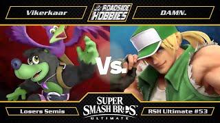 RSH Ultimate #53: Vikerkaar (Banjo & Kazooie) vs DAMN. (Terry) - Losers Semis