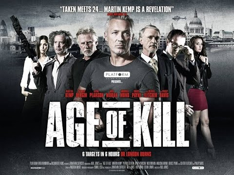 Age of Kill (2015) Movie Review