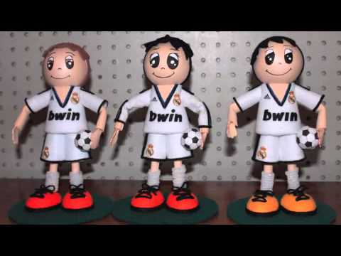 Real madrid manualidades youtube - Cursos de manualidades madrid ...