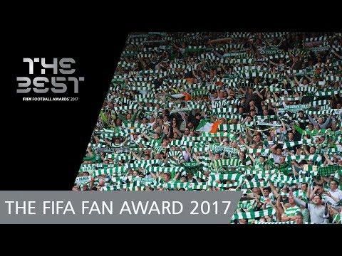 CELTIC FANS - FIFA FAN AWARD 2017 - NOMINEE - VOTE!