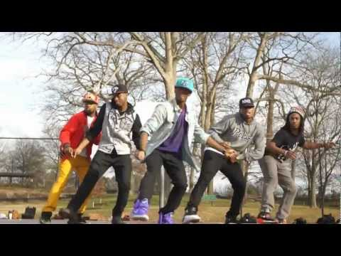 T.I. ft Lil Wayne: Ball (Collizion Crew Official Dance Video)