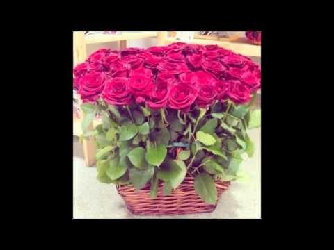 Самые красивые букеты из самых красивых роз)