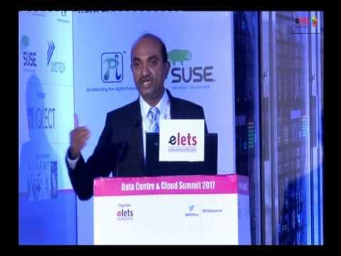 BFSI Data Centre & Cloud Summit - Kalyan Muppaneni, Founder & CEO, Pi DATACENTERS