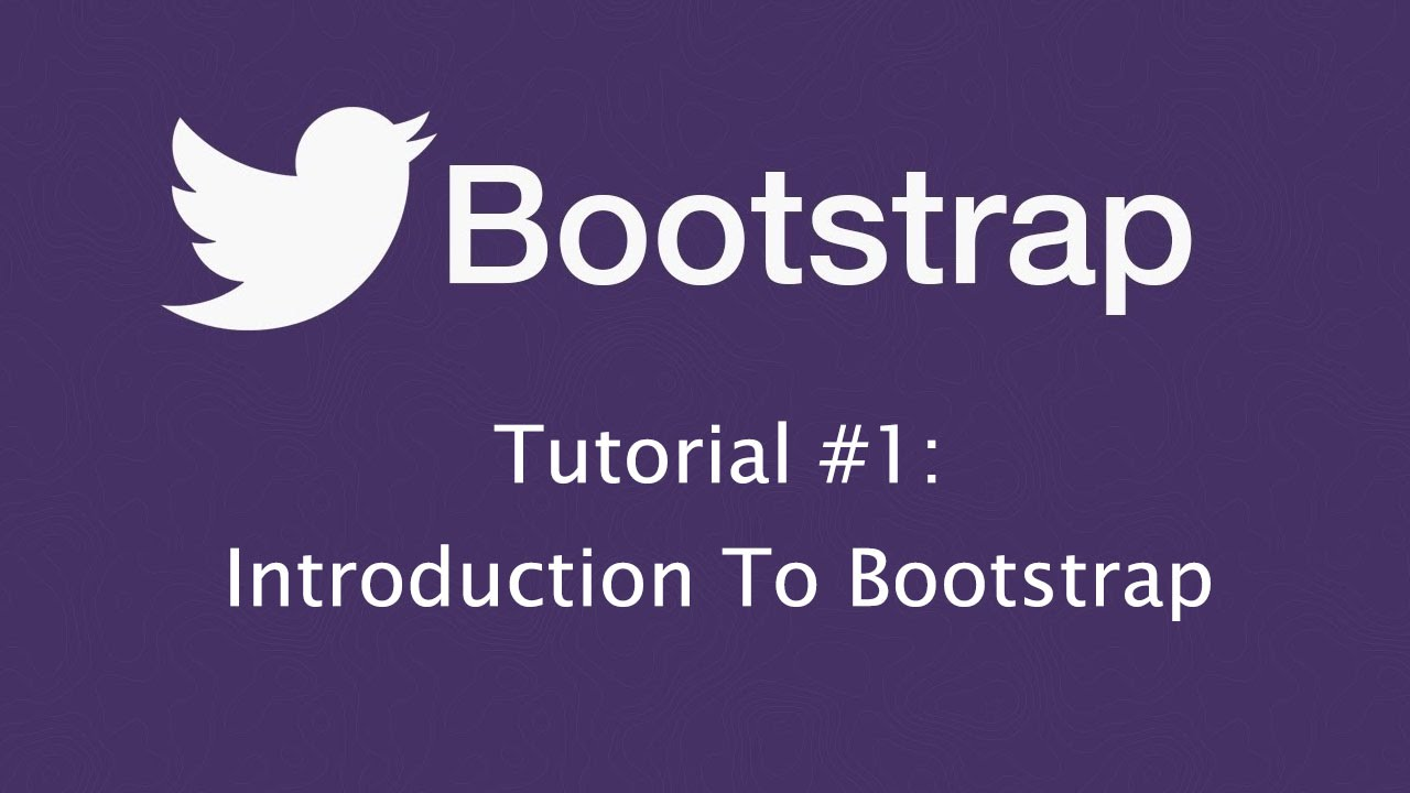 Знакомство bootstrap