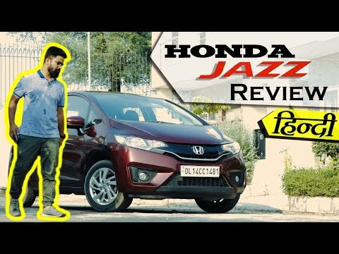 Honda Jazz Petrol Review in Hindi - Long Term | ICN Studio